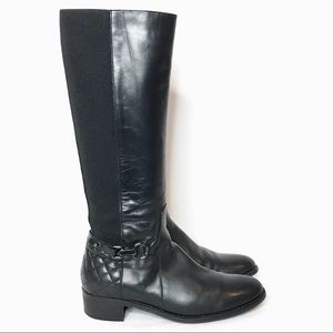 Aquatalia by Marvin K 'Oralie' Tall Leather Boot 9
